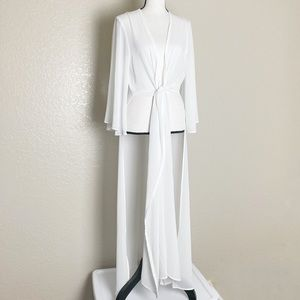 Show Me Your MuMu Dresses - Show Me Your Mumu Sheer Kimono
